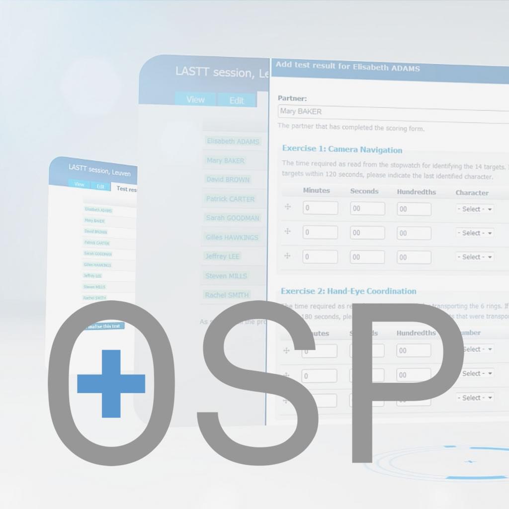 OSP for Training Centres